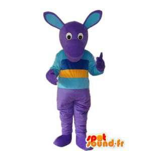 Jänis Mascot Pehmo - jäniksen puku - MASFR004318 - maskotti kanit
