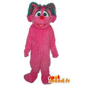 Mascotte de personnage animal — déguisement personnage  - MASFR004335 - Mascotte de dragon