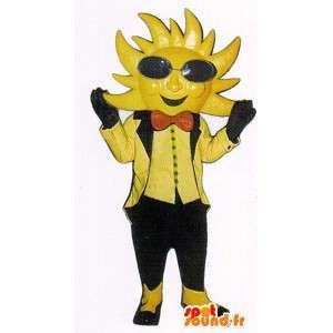 Kostüme die die Sonne - Anpassbare - MASFR004348 - Maskottchen nicht klassifizierte