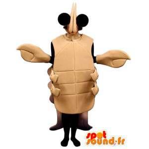 Kostium Bug clip - wielokrotne rozmiary Disguise - MASFR004369 - maskotki Insect