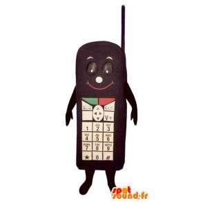 Costume représentant un portable - Personnalisable - MASFR004372 - Mascottes d'objets