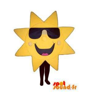 Maskotti aurinkoa kuvaava - useita kokoja Disguise - MASFR004373 - Mascottes non-classées