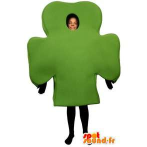 Costume represents a puzzle piece - MASFR004385 - Mascots of objects