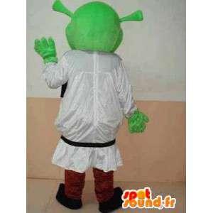 Maskot of the ogre Shrek - Förkläd flera storlekar - Spotsound