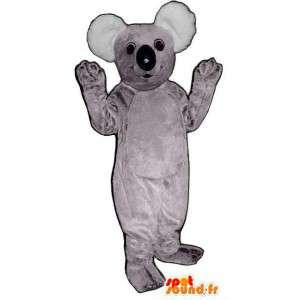 Koala mascotte gigante. Koala costume - MASFR004565 - Mascotte Koala