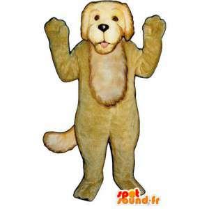 Brown Hund Maskottchen.Hundekostüm - MASFR004598 - Hund-Maskottchen