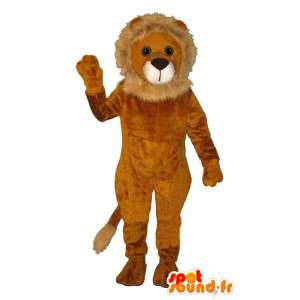 λιοντάρι κοστούμι - κοστούμι λιοντάρι