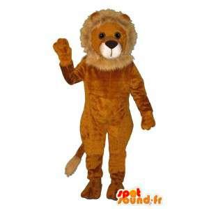 Løve drakt - løve kostyme