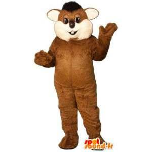 Kostuum wat neerkomt op een koala - Koala Mascot