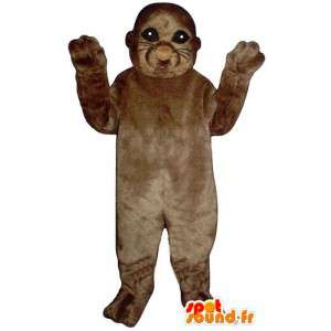 Sea Lion Mascot - Disguise merileijona täytetyt
