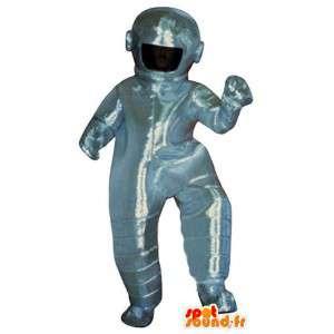 Puku edustaa astronautti - astronautti puku - MASFR004933 - Mascottes Homme