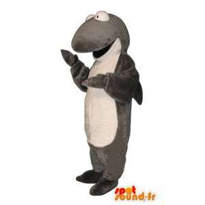 イルカのコスチューム-イルカのコスチューム-MASFR004946-イルカのマスコット