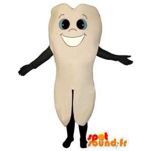 Costume che rappresenta un molare - molare Costume