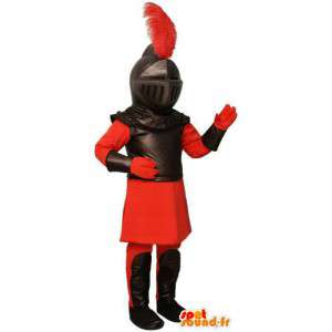 Costume de um cavaleiro - traje de cavaleiro - MASFR004953 - cavaleiros mascotes
