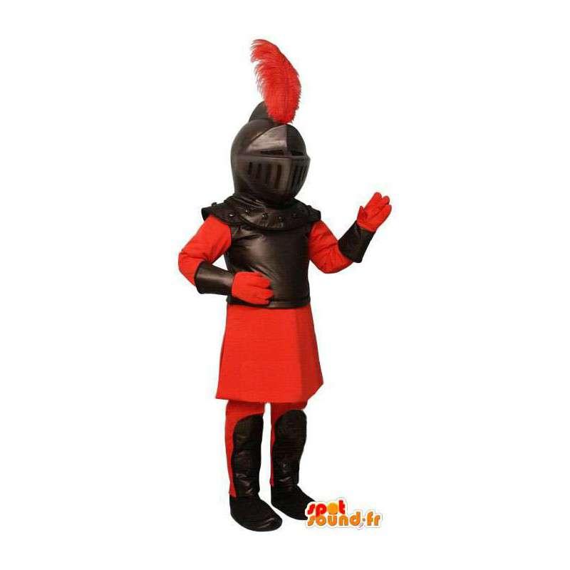 Déguisement représentant un chevalier- Costume de chevalier - MASFR004953 - Mascottes de chevaliers
