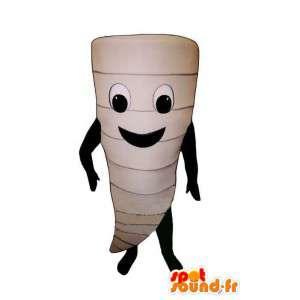 Rappresentando un costume tubero - tubero Costume