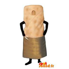 Costume de fond de teint – Déguisement de fond de teint - MASFR004960 - Mascottes d'objets
