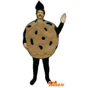 Verkleidet Cookies - Cookies Kostüm - MASFR004961 - Maskottchen von Backwaren