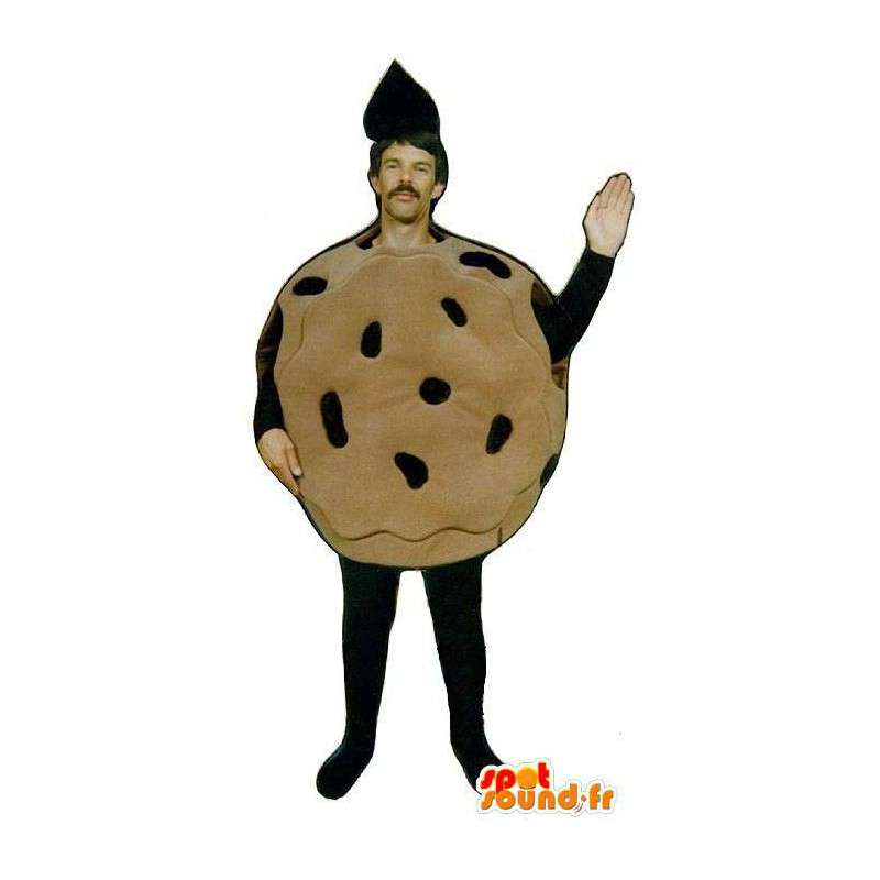 Disguise cookies - cookies Costume - MASFR004961 - Mascots of pastry
