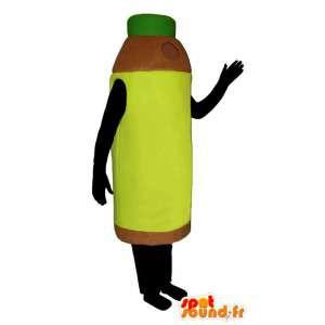 Bottiglia in PET - Bottiglia Costume - MASFR004962 - Bottiglie di mascotte