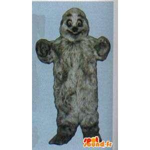 ぬいぐるみのキャラクターを表すマスコット-MASFR005013-海のマスコット