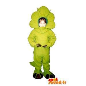 緑の植物のマスコット-緑の植物の衣装-MASFR005015-植物のマスコット