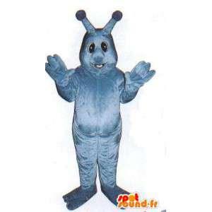 Mascot geschält Schnecke - Schnecke Kostüm - MASFR005016 - Maskottchen der Hennen huhn Hahn