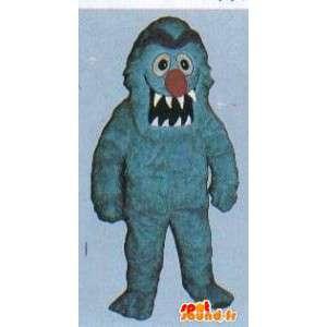 Tier Maskottchen Plüschmonster - Monster-Kostüm - MASFR005017 - Monster-Maskottchen