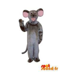 Dog mascot dark gray - Disguise toy dog - MASFR005041 - Dog mascots