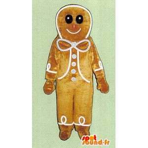Vermomming karakter pluche bruine - MASFR005051 - Niet-ingedeelde Mascottes