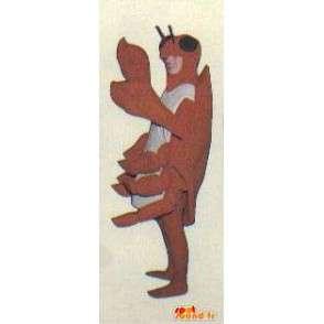 Costume d'écrevisse – Déguisement d'écrevisse - MASFR005067 - Mascottes de l'océan