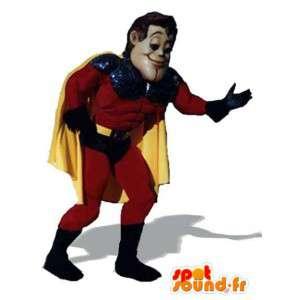 Superheld-Kostüm - Superhero Kostüme - MASFR005085 - Superhelden-Maskottchen