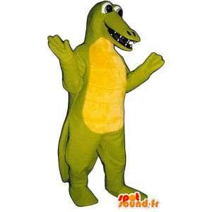 Crocodilo traje - traje do crocodilo