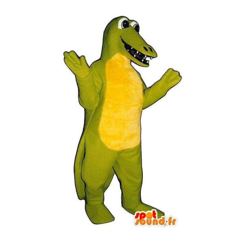 Crocodile Costume - Costume crocodile - MASFR005092 - Mascot of crocodiles