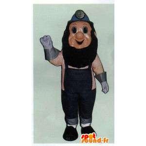 Maskot som representerar en leprechaun - Leprechaun-kostym -