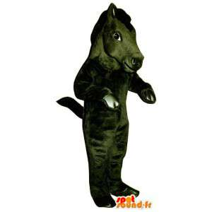 Mascot nag - Costume wat neerkomt op een nag