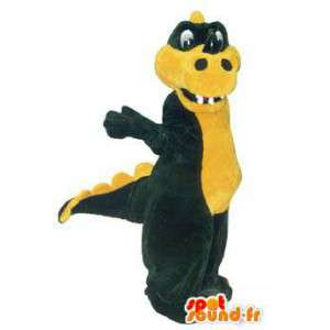 Maskottchen Charakter Krokodil - Verkleidung