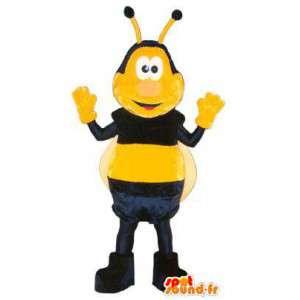 Mascot costume bee costume - MASFR005129 - Mascots bee