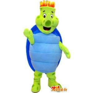 Mascota adultos traje de tortuga rey - MASFR005137 - Tortuga de mascotas