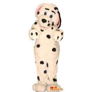 Costume maskot Dalmatian hund - MASFR005140 - Dog Maskoter