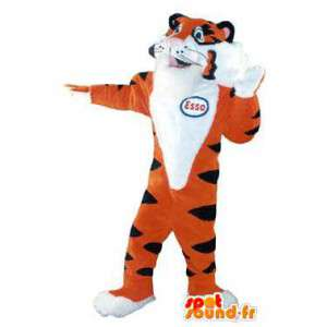 Esso maskotka tygrys kostium dla dorosłych