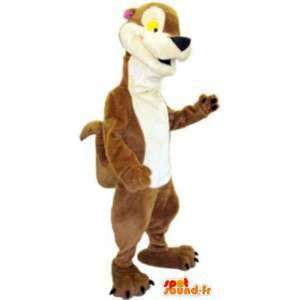 Egern plys maskot kostume til voksne - Spotsound maskot
