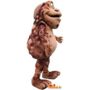 Alkuperäinen hirviö dinosaurus maskotti puku ja naamioida