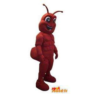 Adulti costume carattere formica mascotte - MASFR005294 - Mascotte Ant