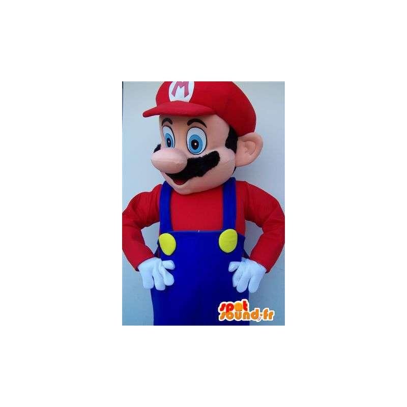 Mascot character Mario Bros - adult costume - MASFR005343 - Mascots Mario