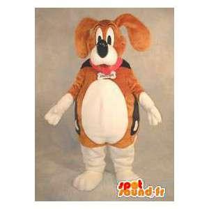 Hundkaraktärdräkt för vuxna - Spotsound maskot