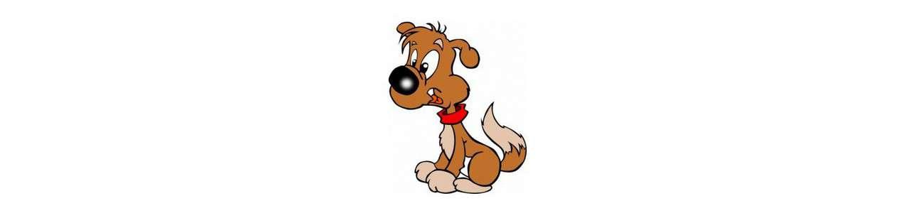 Hundemaskottchen - Haustiere Haustiere -