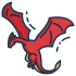 Dragon maskot