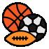 Urheilu maskotti