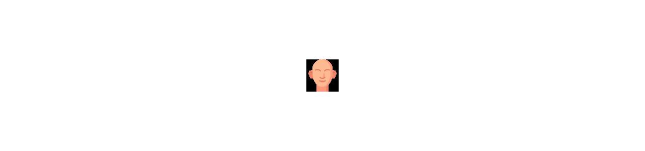 Maskotka głowy - Maskotki klasyczne - maskotki